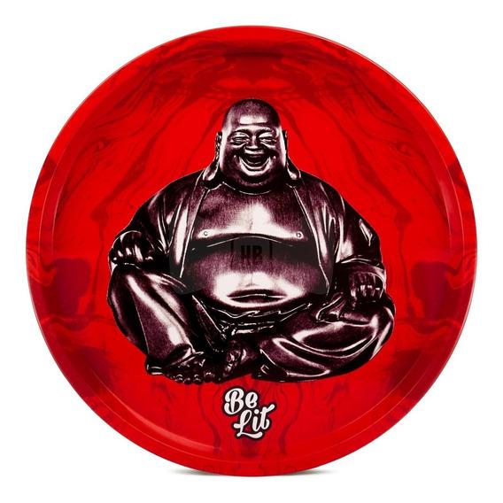 Charola Para Rolar Liar 32 Cm Be Lit Brand Red Buddha