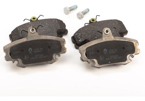 Imagen 1 de 5 de Juego Pastillas Freno Renault Logan 1.6 Pack I Abcp+abs 90cv
