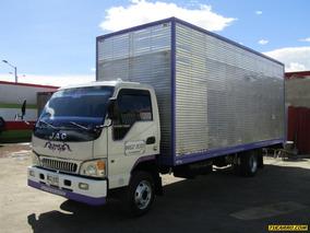 Camion Furgon Jac 1060