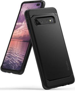 Funda Samsung Galaxy S10 S10 Plus S10e Ringke Original Onyx