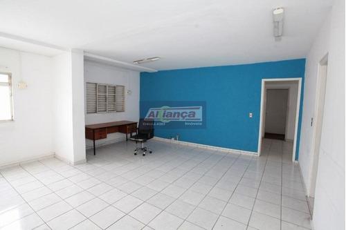 Sala Para Alugar, 70 M² - Centro - Guarulhos/sp - Ai16521