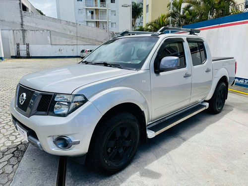 Nissan Frontier 2.5 Sv Attack 10 Anos 4x4 Cd Turbo Eletroni