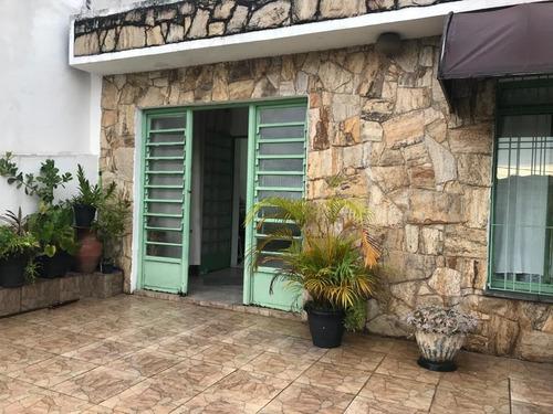 Casa Com 4 Dormitórios Para Alugar, 150 M² Por R$ 2.500,00/mês - Parque São Domingos - São Paulo/sp - Ca1642