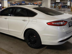 Ford Fusion 2.7 Sport At 2016
