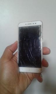 Celular Asus Zenfone Live 4 - 32g - 4g (tela Quebrada)