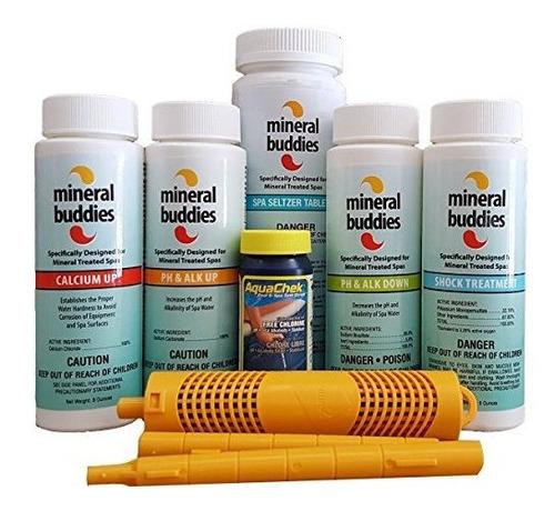 Imagen 1 de 1 de Carefree Stuff Nature2 Spa Desinfectante De Minerales