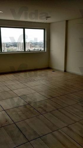 Imagem 1 de 6 de Sala Para Locação Em Continental  -  Osasco - 26651