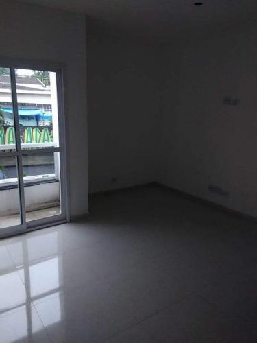 Cobertura Com 2 Dormitórios À Venda, 106 M² Por R$ 418.000,00 - Paraíso - Santo André/sp - Co1269