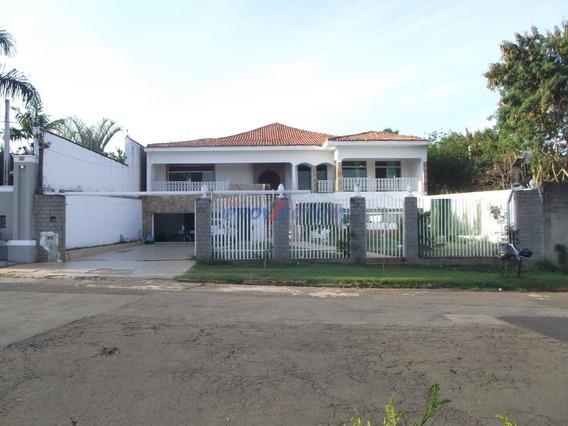 Casa À Venda Em Parque Taquaral - Ca281582
