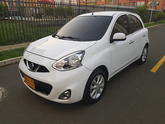 Nissan March 2015 Advance Mt 1600cc 2ab Abs