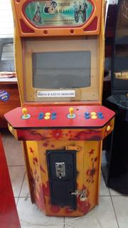 Maquina Arcade Juegos $ 390