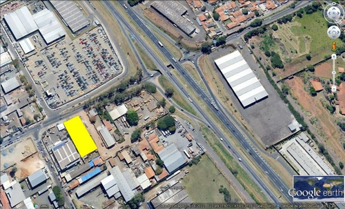 Imagem 1 de 1 de Área À Venda, 1796 M² Por R$ 1.600.000,00 - Real Parque - Campinas/sp - Ar0020