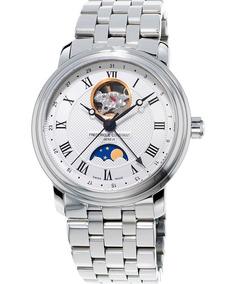 Reloj Frederique Constant Classics Moonphase Fc-335mc4p6b2