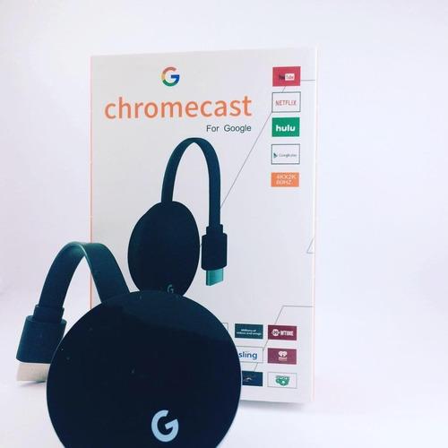 Streeming Chromecast Sin Smartv