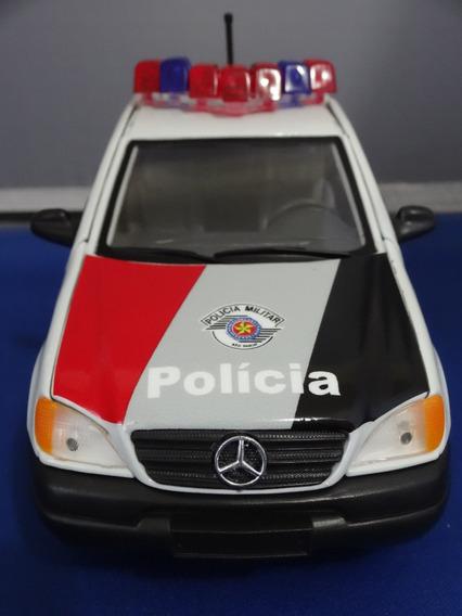 Miniatura Carrinho Força Tatica Policia Militar Escala 1/24