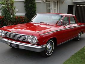 Chevrolet/gm Impala Sedan 1962 De Concurso