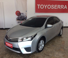 Toyota Corolla 1.8 Gli 16v Flex 4p Manual 2014/2015