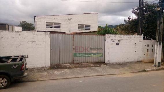 Galpão À Venda, 315 M² Por R$ 690.000 - Parque Dos Ministérios - Ubatuba/sp - Ga0194