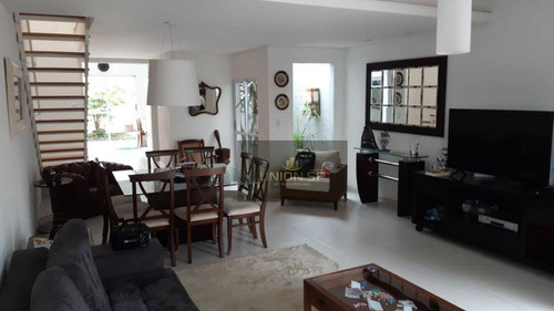 Imagem 1 de 19 de Sobrado Com 3 Dormitórios À Venda, 175 M² Por R$ 850.000,00 - Butantã - São Paulo/sp - So4815
