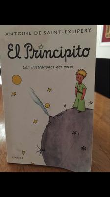 Libro El Principito. $ 22