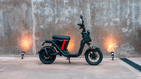 Scooter Eléctrico Nuuv U Pro - No Sunra No Lucky Lion