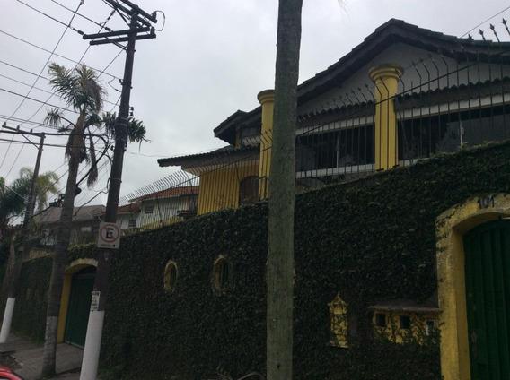 Casa Com 3 Dormitórios Sendo 3 Suítes Para Alugar, 273 M² Por R$ 4.800/mês Mais Iptu - Super Quadra Morumbi - São Paulo/sp - Ca0274