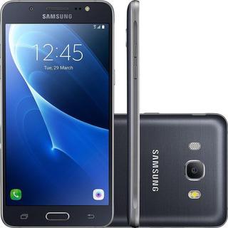 Samsung Galaxy J5 Metal 2016 Preto 16gb Tela 5.2 Vitrine