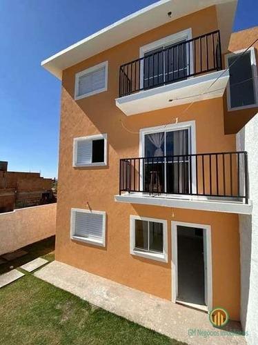 Imagem 1 de 15 de Mini Condomínio - Residencial Vila Marina (3 Unidades) - Lageado - Km 34 - M752