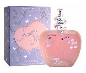 Imagen 1 de 1 de Perfume Amore Mio Jeanne Arthes Dama 100ml