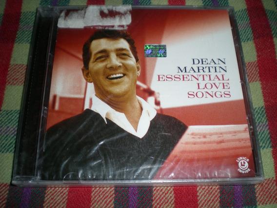 Dean Martin / Essential Love Songs Cd Nuevo 24-55
