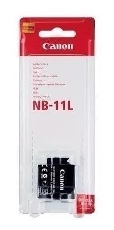 Bateria Canon Nb-11l A2300 A4000 Ixus 240 Ixy 420 F