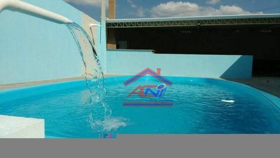 Casa Com 1 Dormitório À Venda Por R$ 280.000 - Parque Residencial João Luiz - Hortolândia/sp - Ca0131