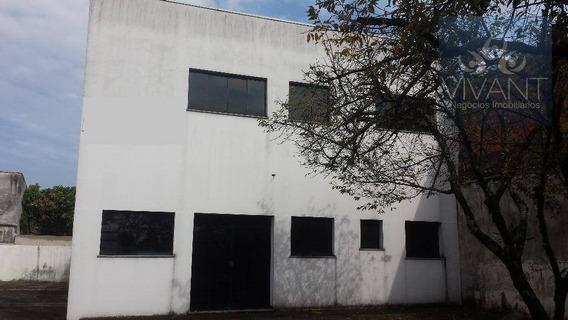 Prédio Comercial Para Locação, Parque Suzano, Suzano. - Pr0003