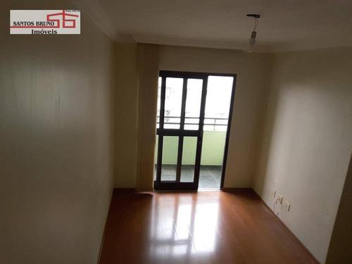 Imagem 1 de 30 de Apartamento À Venda, 54 M² Por R$ 295.000,00 - Limão (zona Norte) - São Paulo/sp - Ap0884