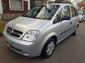 Chevrolet Meriva Gl Primera Mano Excelente Estado!!!