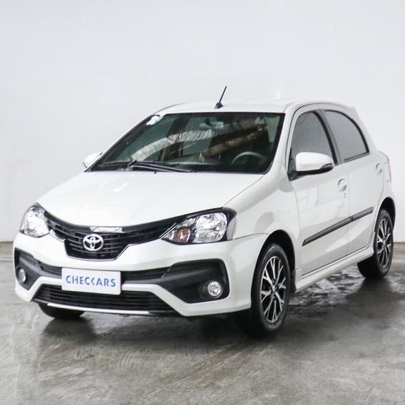 Toyota Etios 1.5 Xls At - 37141 - C