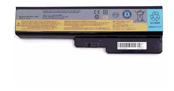 Bateria Lenovo 3000 G430 G450 G550 Z360 L06l6y02 42t4586