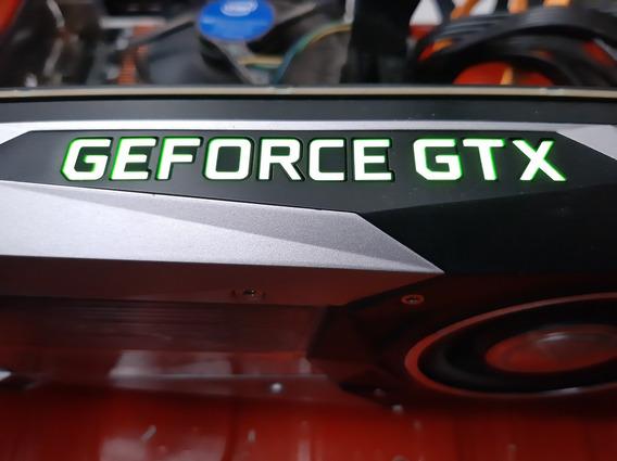 Evga Geforce Gtx 1080 Ti 11 Gb Gddr5 X Fundadores Edition