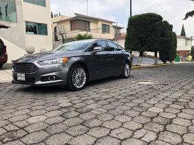 Ford Fusion 2.5 Se Luxury L4 Piel Mt