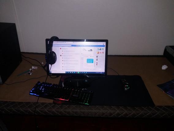 Pc Gamer I7 Com Monitor Da Benq