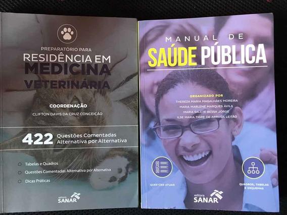 Preparatório Residência Medicina Veterinária E Saúde Publica