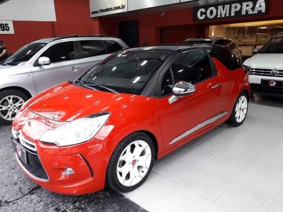 Citroën Ds3 1.6 Thp 16v Gasolina 2p Manual