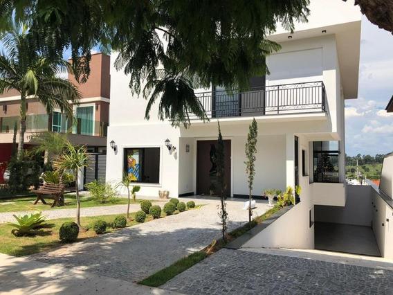 Linda Casa No Condomínio Reserva Da Serra - Ca1550