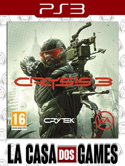 Crysis 3 - Psn Ps3 - Envio Imediato