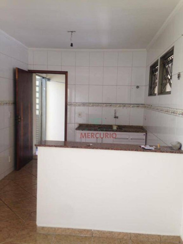 Imagem 1 de 12 de Casa À Venda, 110 M² Por R$ 270.000,00 - Vila Nove De Julho - Bauru/sp - Ca3284