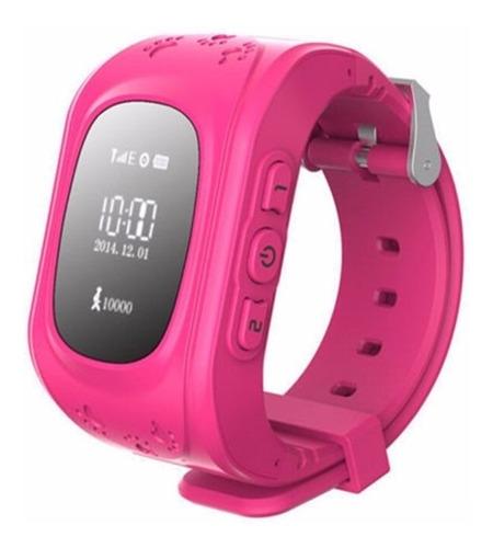 Reloj Celular Gps /sos/con Localizador,rastreador Para Niños