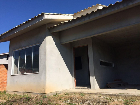Casa Com 2 Dormitórios À Venda, 114 M² Por R$ 320.000 - Aririú - Palhoça/sc - Ca2463