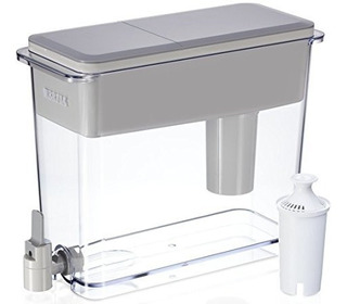 Distribuidor De Agua Brita 18 Cup Ultramax Con 1 Filtro, Si