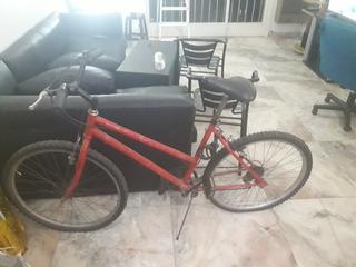 Bicicleta Rodado 26. 6 Cambios