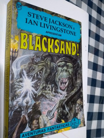 Blacksand - Steve Jackson E Ian Livingstone